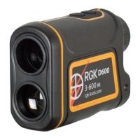 Лазерный дальномер RGK D600 photo1