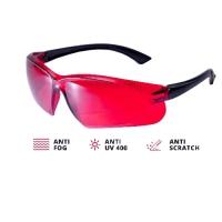 Лазерные очки ADA VISOR RED laser glasses photo1