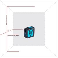 Лазерный уровень Instrumax ELEMENT 2D SET photo3