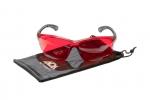 Лазерные очки ADA VISOR RED laser glasses photo2